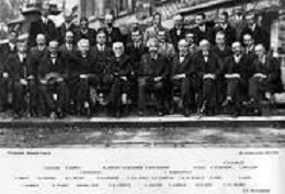 Convegno Solvay 1925